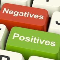 negative positive button